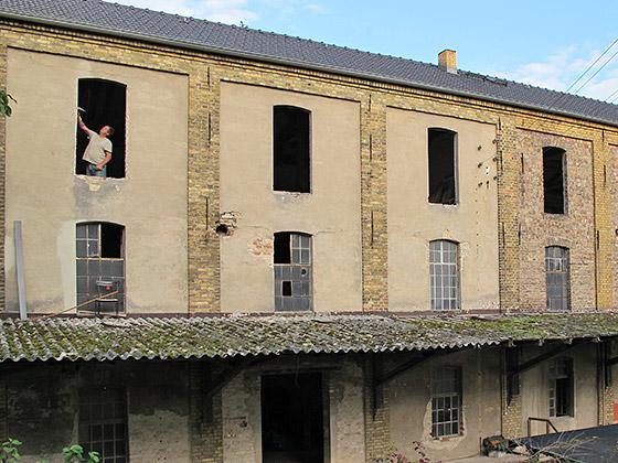 Mühle alt